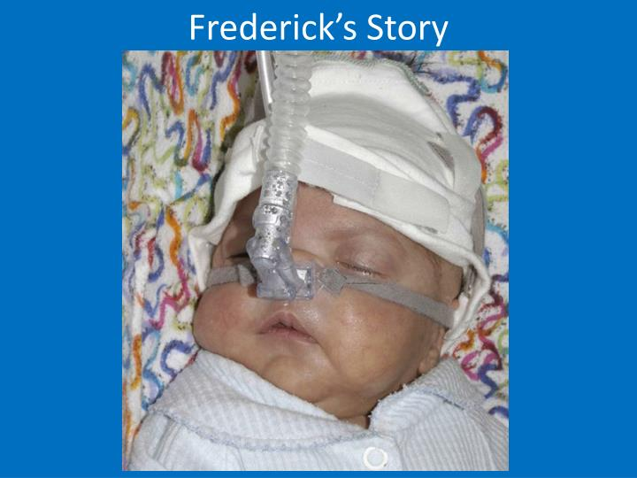 Frederick's Story
