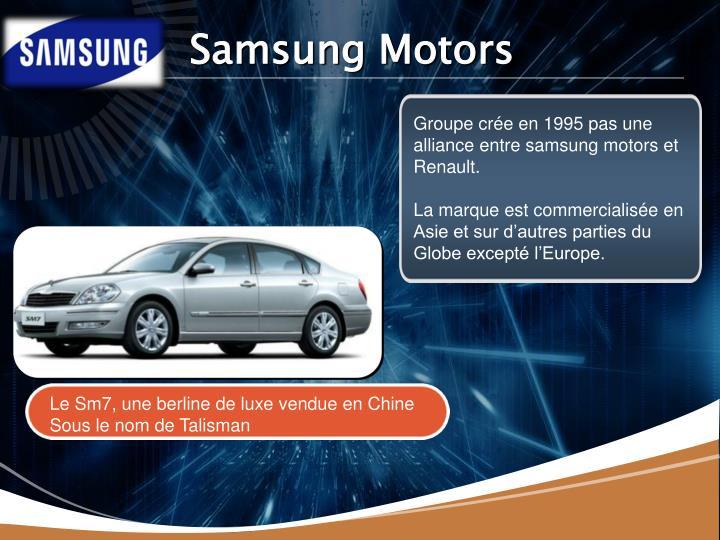 Samsung Motors