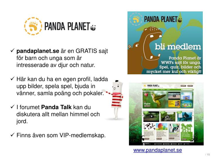 pandaplanet.se