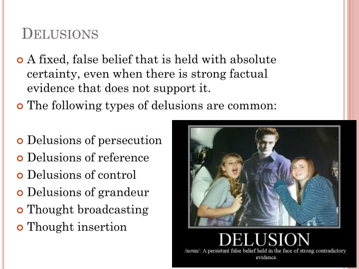 Delusions