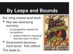 by leaps and bounds1