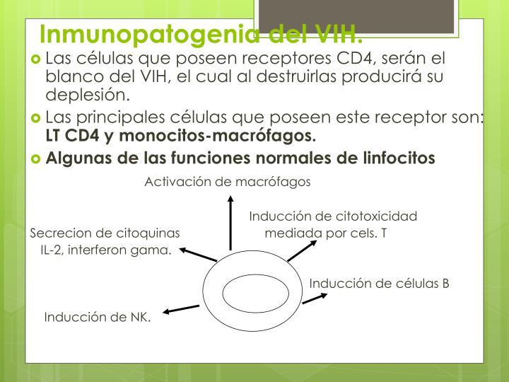 Inmunopatogenia