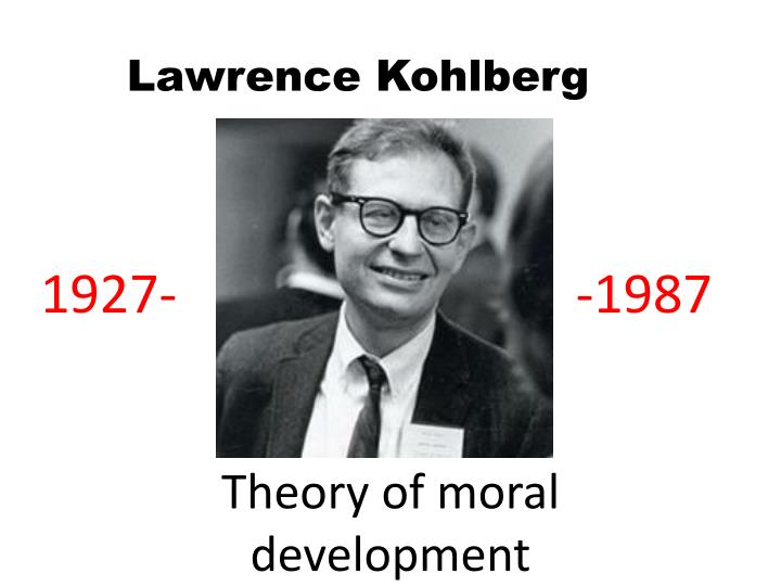 kohlberg essays The psychology of moral development: the nature and validity of moral stages ( essays on moral development, volume 2) [lawrence kohlberg] on.