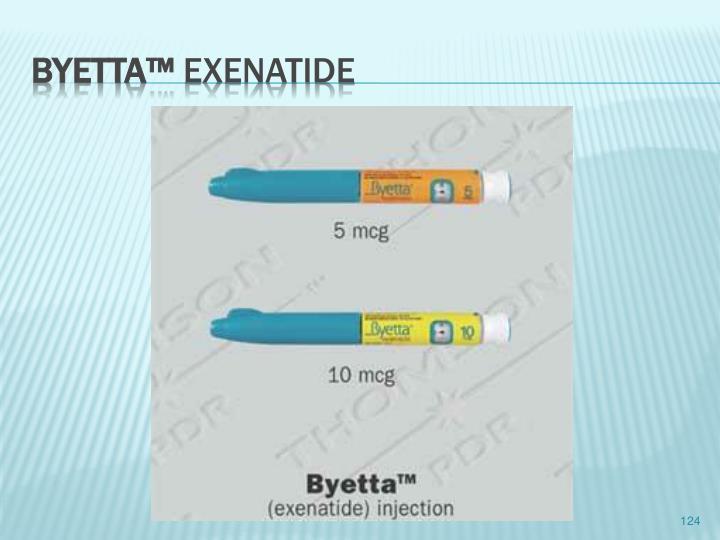 BYETTA™