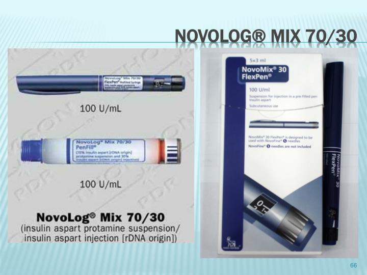 NOVOLOG® MIX 70/30