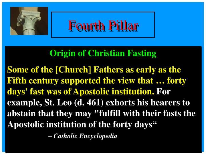 Fourth Pillar