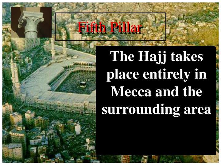 Fifth Pillar