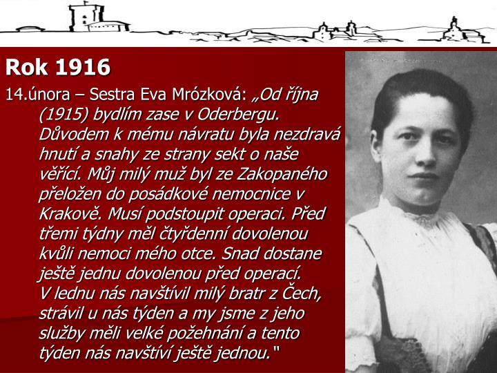 Rok 1916