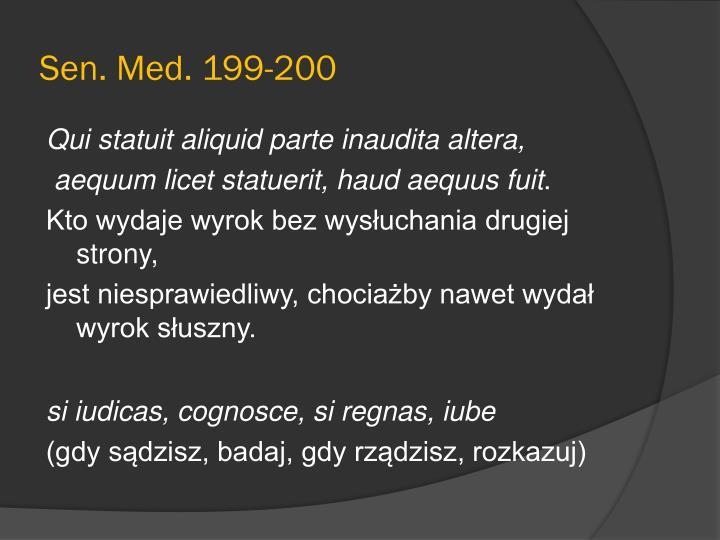Sen. Med. 199-200