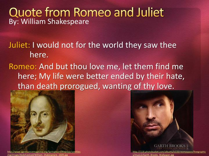 romeo and juliet infatuation thesis