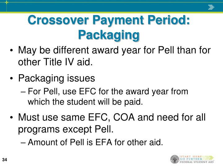 Crossover Payment Period: