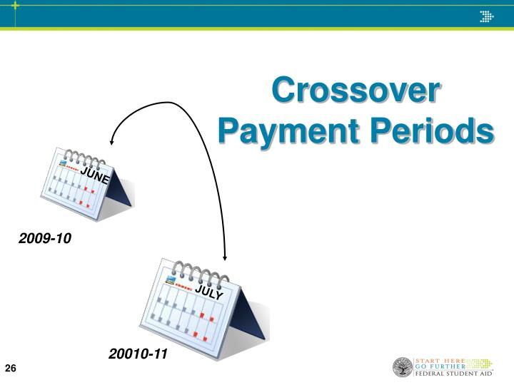 Crossover Payment Periods