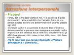 cognizione sociale attrazione interpersonale1