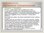cognizione sociale attrazione interpersonale13