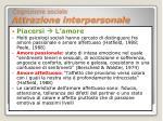 cognizione sociale attrazione interpersonale14