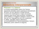cognizione sociale attrazione interpersonale16