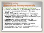 cognizione sociale attrazione interpersonale17