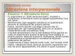 cognizione sociale attrazione interpersonale2
