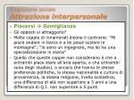 cognizione sociale attrazione interpersonale8