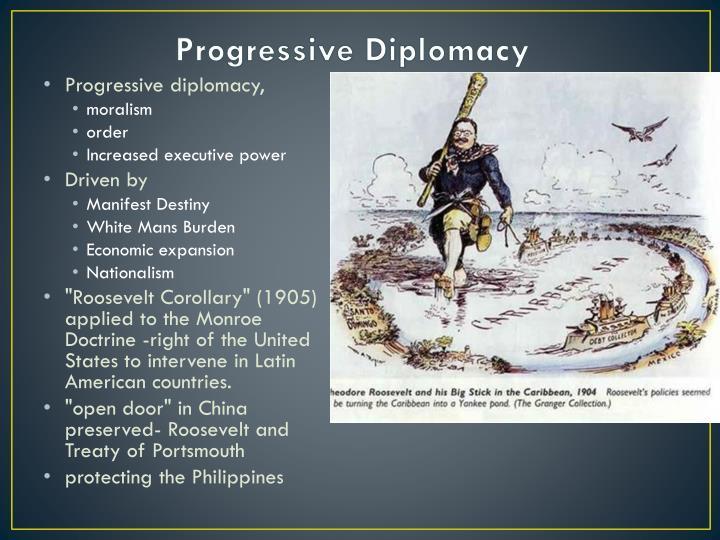 Progressive Diplomacy