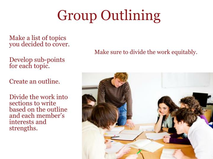 Group Outlining