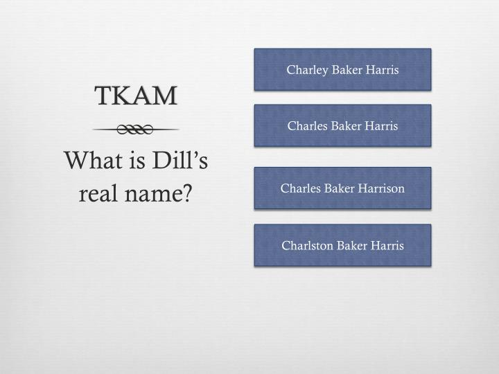 Charley Baker Harris