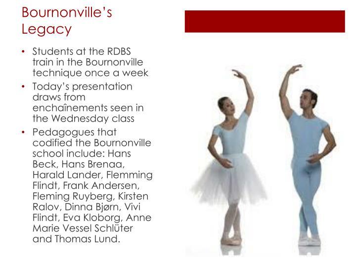 Bournonville's