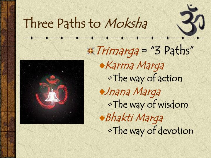 Three Paths to