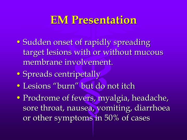 EM Presentation