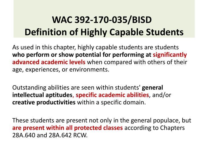 WAC392-170-035/BISD