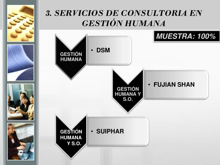 3. SERVICIOS