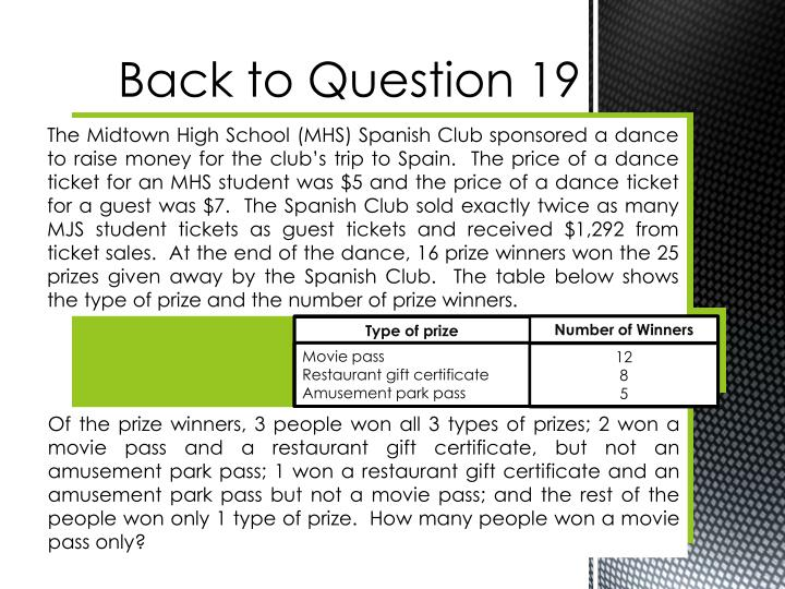 Back to Question 19
