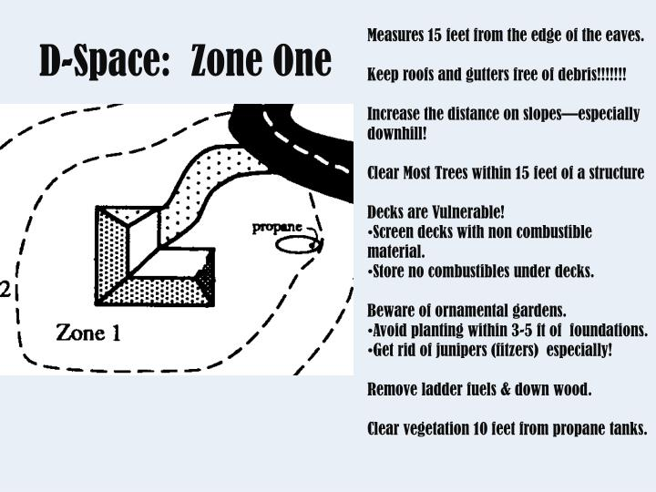 D-Space:  Zone One