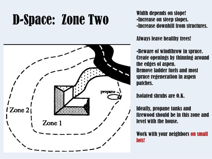 D-Space:  Zone Two