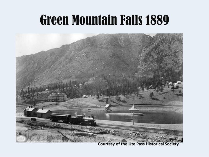 Green mountain falls 1889