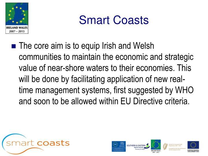 Smart Coasts