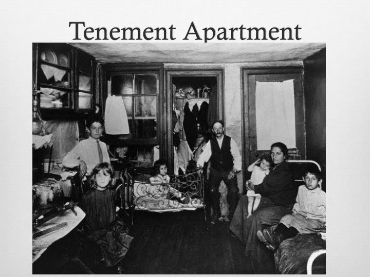 Tenement Apartment
