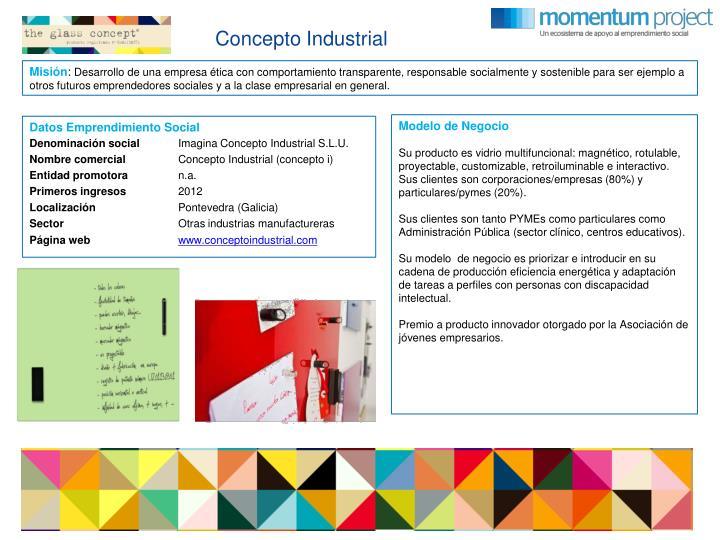 Concepto Industrial