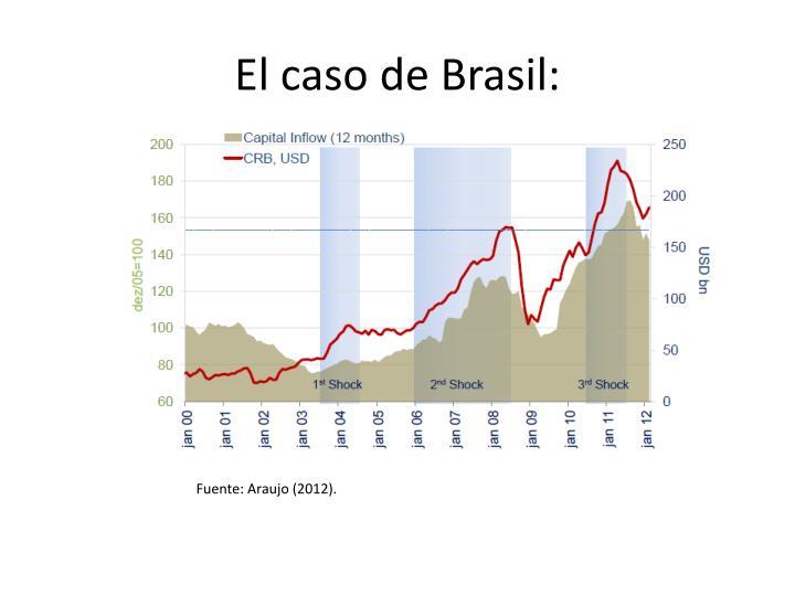 El caso de Brasil: