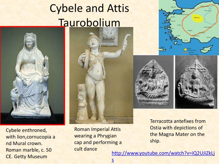 Cybele and
