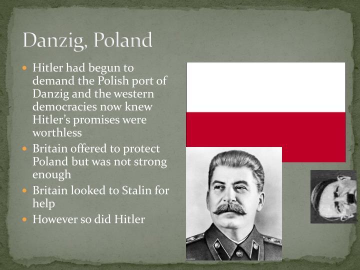 Danzig, Poland