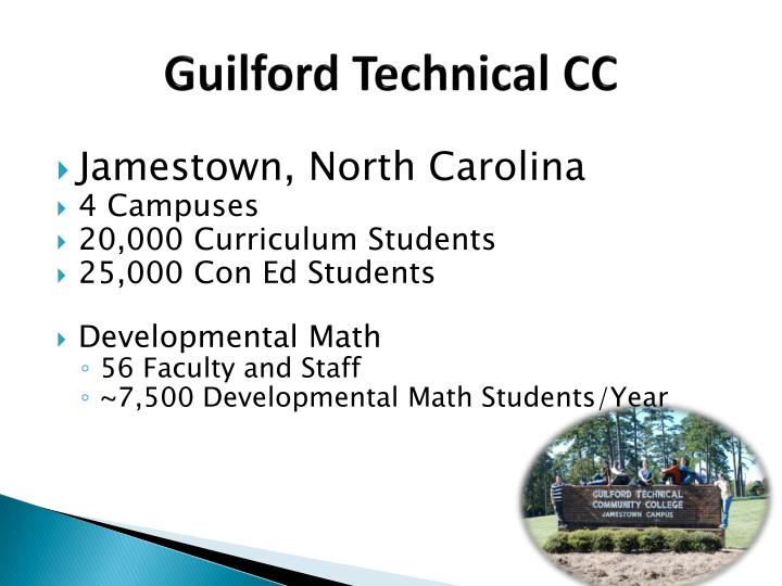 Guilford Technical CC