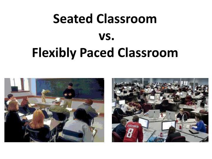 Seated Classroom