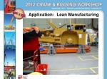 application lean manufacturing1