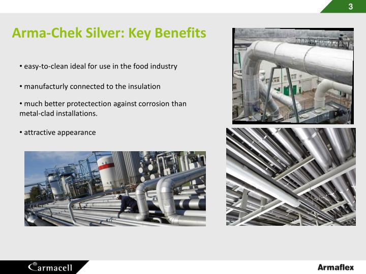 Arma chek silver key benefits