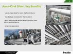 arma chek silver key benefits
