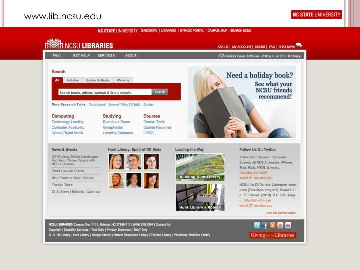 www.lib.ncsu.edu