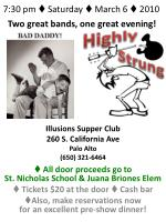 illusions supper club 260 s california ave palo alto 650 321 64641
