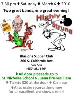 illusions supper club 260 s california ave palo alto 650 321 64642