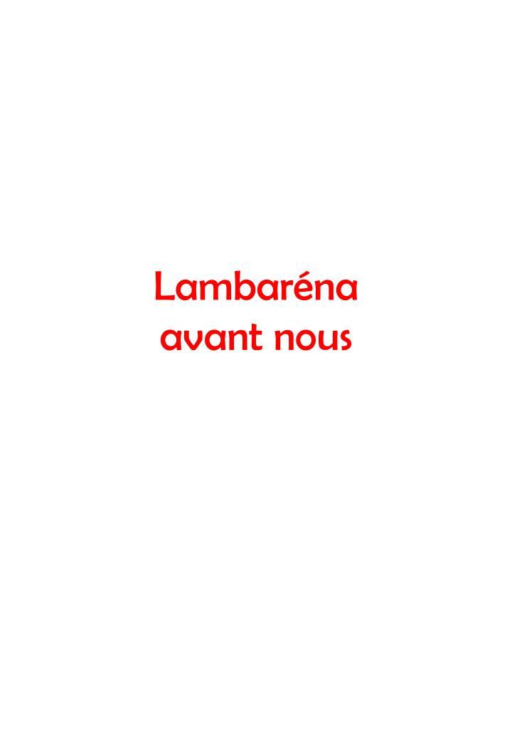 Lambaréna